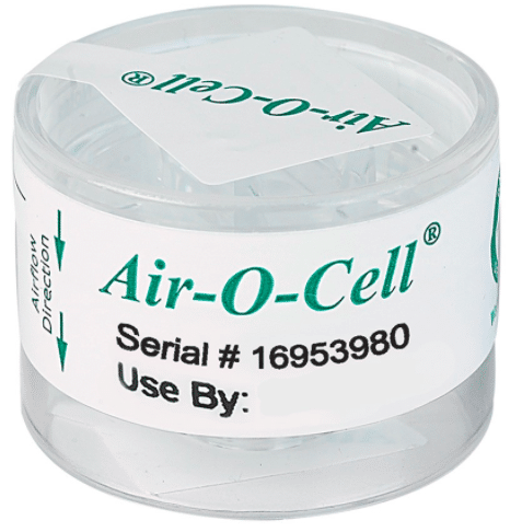 Air sample casettes for mold